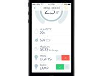 Room Control - iOS Application