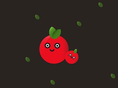Tomates mates cute tomatoe illustration doodle doodleaday challenge