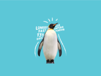 Male Emperor Penguin