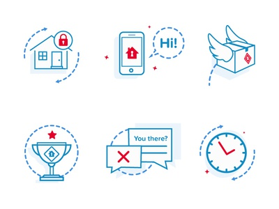 Icons for Emails