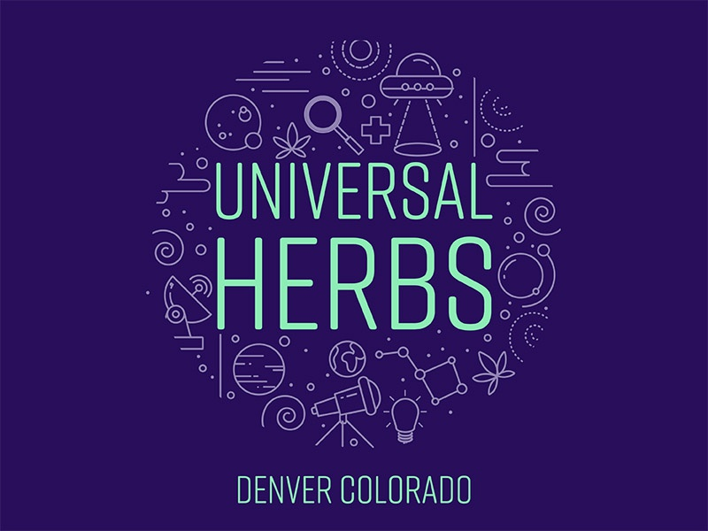Dispensary Doodle herbs universal colorado denver space concepts doodles dispensary