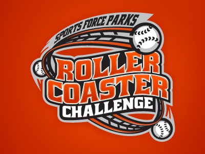 Roller Coaster baseball