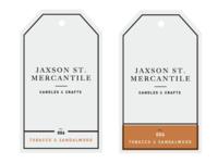 Jaxson St. Mercantile tags