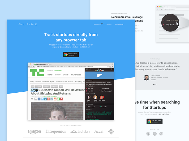 Startuptracker dribbble 0 5x