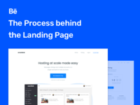 The Process behind the Landing Page- Smartbnb Website