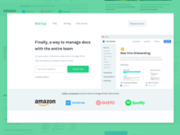 Header - Breaking down a Conversion Drive SaaS Landing Page