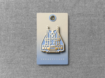 Snowspeeder Enamel Pin vector badge icon design iconography icon graphic design line art enamel pin pin star wars design geometric illustrator illustration