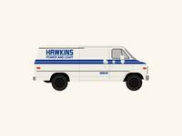 Do not trust this van.
