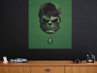 Hulk Product Shot