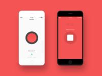 Recordify - Send voice message to Slack