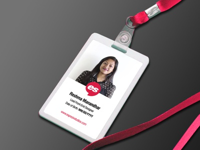 Long overdue team ID Cards card print design design id card