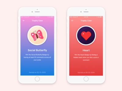 Trophy Icons / wip vectors icons badge ios app designer ux ui design trophy
