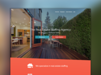 Staffing Agency Site Design