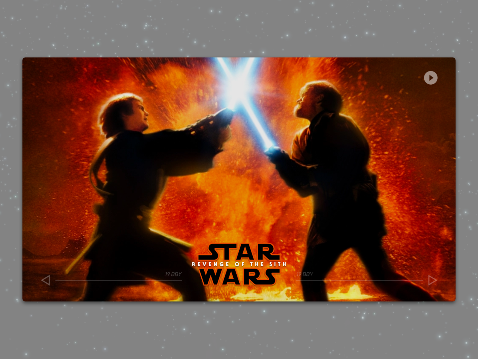 1 12 Shots For Practice Star Wars Revenge Of The Sith By Alp Turgut On Dribbble