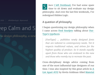 Hidden Logic 2014: Feature Article
