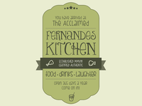 The Fernandes Kitchen