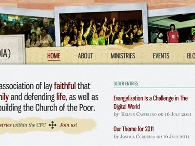 CFC India: Homepage