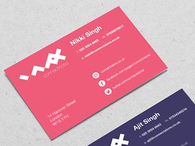 Connectxions Business Card