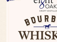 Bourbon Label