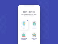 Order Home Services App