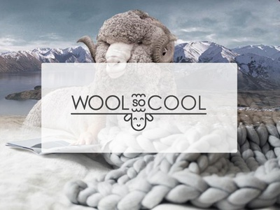 Logo for WOOL_so_COOL
