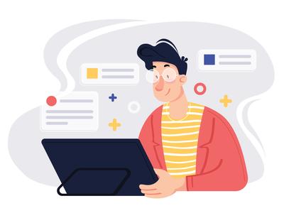 Ui designer / illustrator