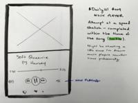 DailyUI #009 - Music Player