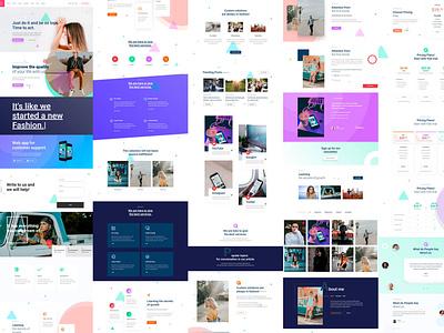 Mobirise HTML Website Maker | ModernM4 webdevelopment website builder mobirise website maker html5 design mobile responsive webdesign bootstrap
