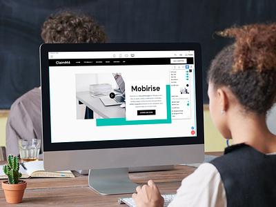 Mobirise Free Web Builder v5.2.7 Beta is out! html5 software webdevelopment website builder website design mobile responsive webdesign bootstrap