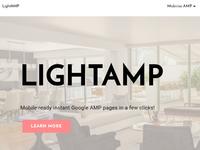 Mobirise AMP Website Builder v4.7.0 - LightAMP Theme!