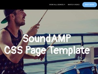 Mobirise AMP Pages Generator v4.7.2 - New Theme!