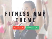 Mobirise AMP Site Generator v4.7.7 | FitnessAMP theme!
