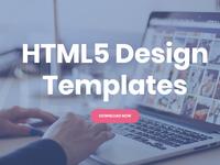 Mobirise HTML5 Design Templates!