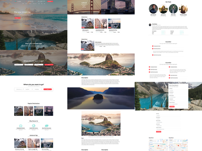 Mobirise 4.8.1 - Travel Agency Design Template! mobirise design html5 free html webdevelopment software css clean website builder responsive webdesign website mobile bootstrap