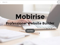 Mobirise Professional Website Builder v4.8.4 is out!