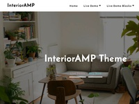 Mobirise Simple Website Builder v4.8.7 - InteriorAMP!