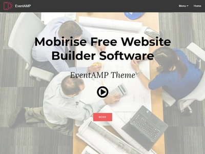 Mobirise Free Website Builder Software - EventAMP Theme builder template download website creator mobirise website maker css html webdevelopment software free web website builder website html5 responsive design mobile webdesign bootstrap