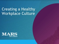 Mars New Zealand - Creating a Healthy Workplace Culture