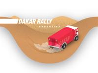 Dakar Rally Graphic 2