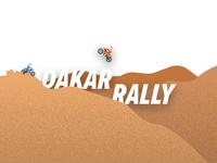 Dakar Rally Graphic 3