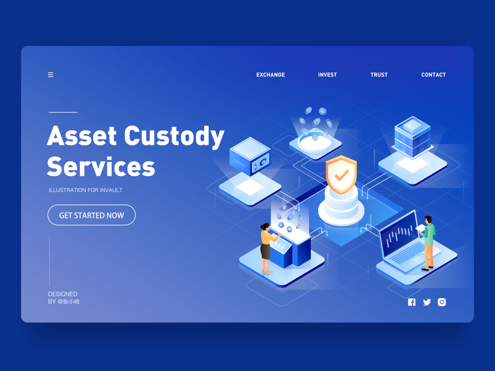 custody exchange software