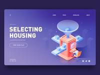 Selecting housing