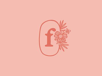 Flourish Flower + Gifts – Brand Design florist logo florist floral logo floral branding brand design illustration design logo design logo