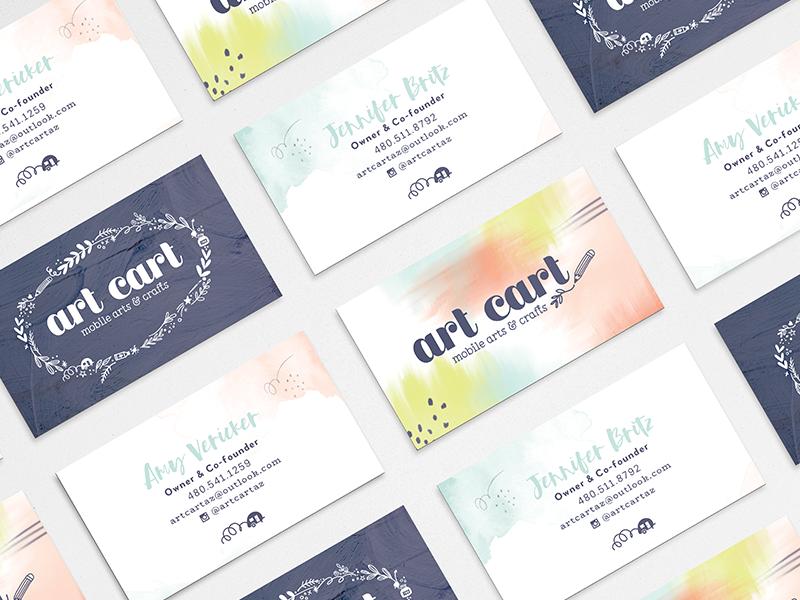 Design Art Business Cards