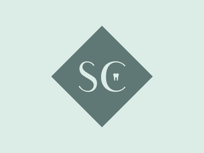South Windsor Dental   Brand Design dentist dental icon design brands identity logo design logo brand design branding