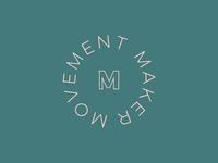 Terri Broussard Williams brand design – Movement Maker mark