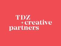 TDZ Creative Partners brand design