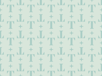 TDZ Creative Partners brand pattern design