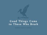 Minden Family Dental brand design