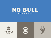 No Bull Roasters brand design